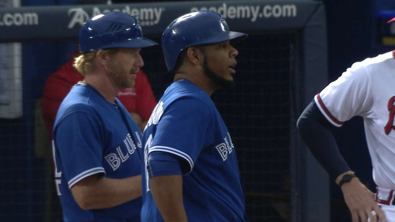 Encarnacion impresses in return