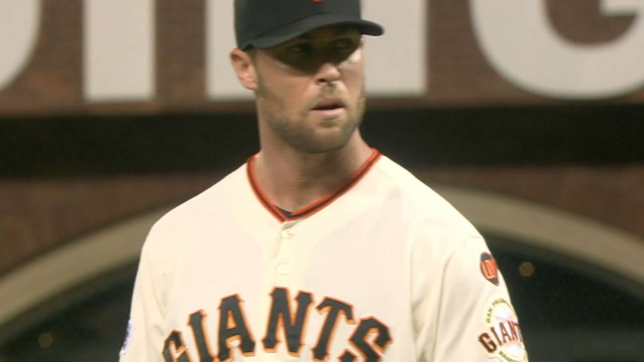 Strickland rebounds with clutch inning