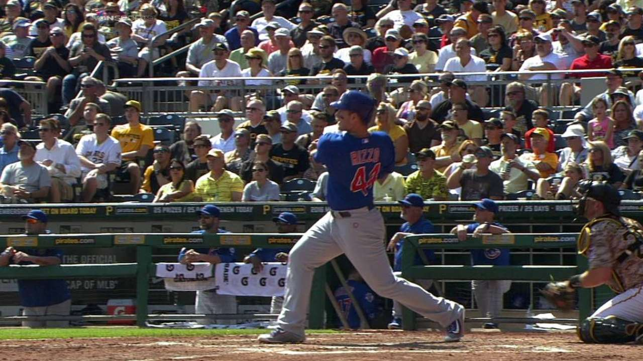 Rizzo's 30th homer
