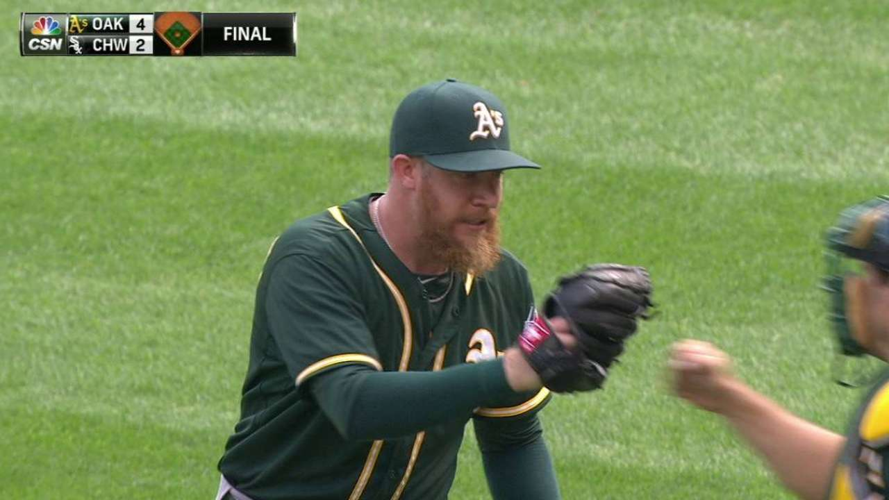 Doolittle closes out the win
