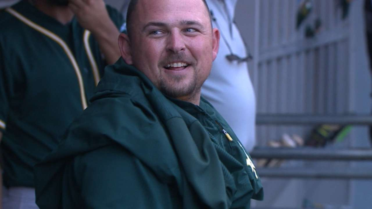 A's stun White Sox on Butler HR in 9th