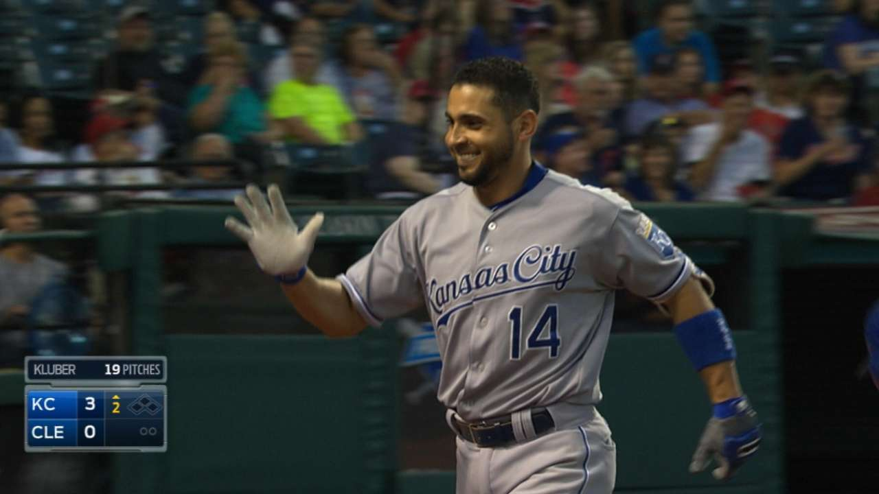 Five Royals poised for bounceback 2016 seasons