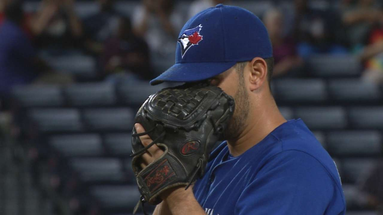 With innings piling up, Estrada staying strong