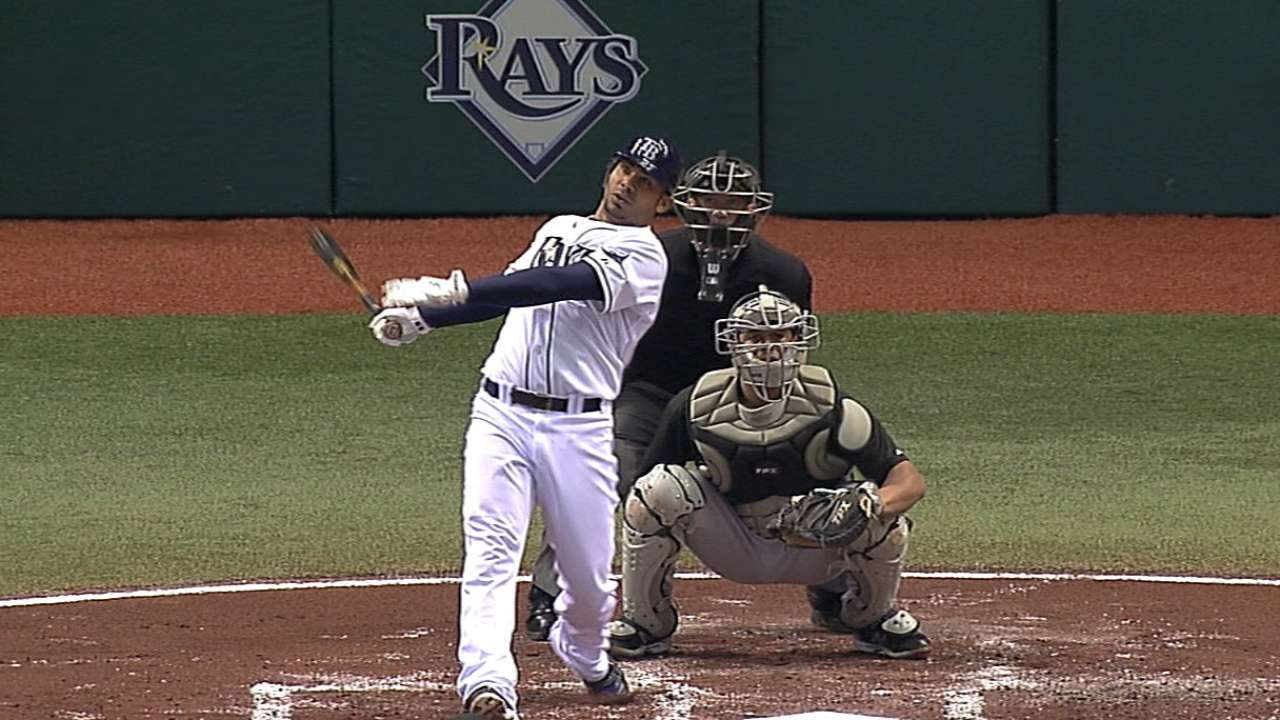Pena retires as Ray, honored by organization
