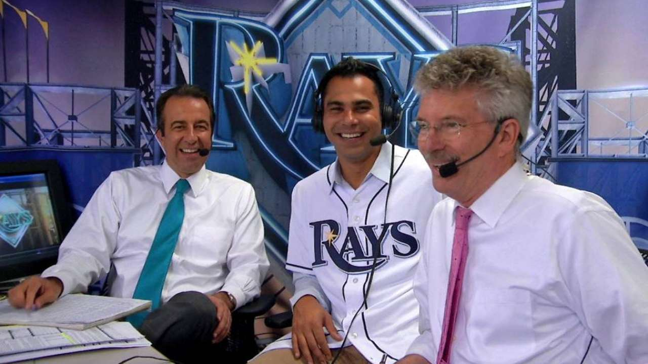 Carlos Pena joins the broadcast