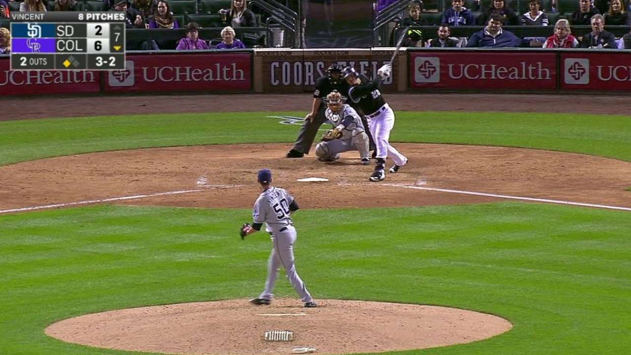 Arenado's 3-for-4 night leads Rox over Padres