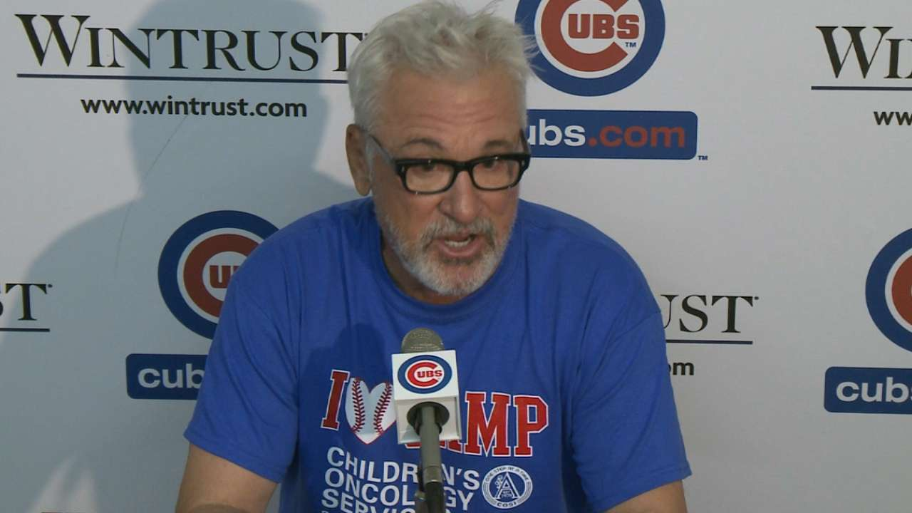 Batta Bing: Cubs' Maddon calls out Cards