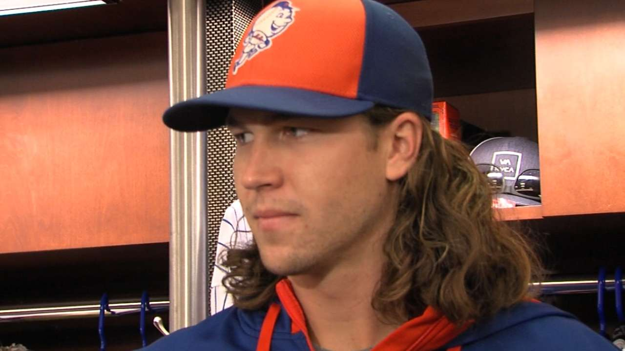 Mets plan to skip deGrom's next turn