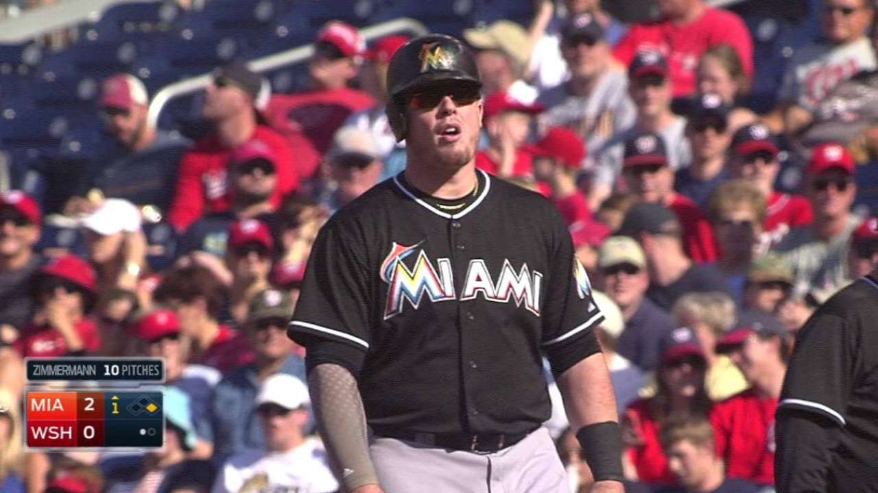 Bour's RBI single