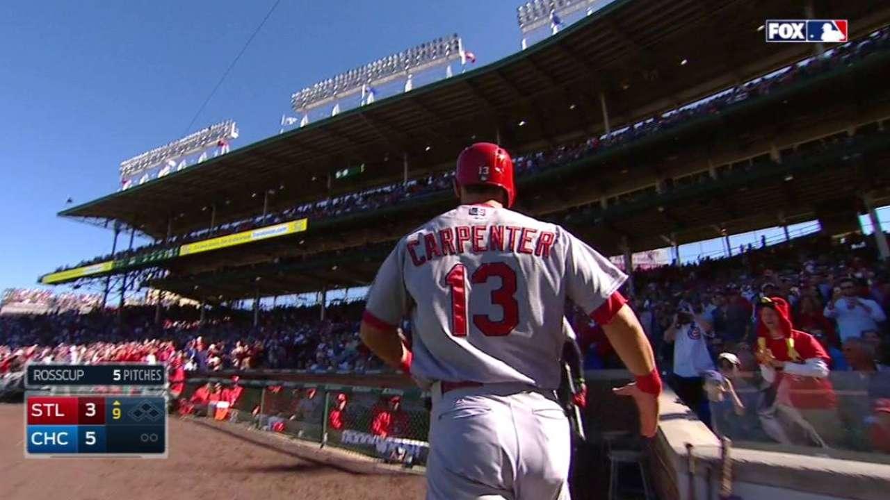 Carpenter's two-run shot