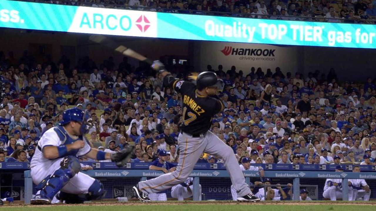 Aramis: 'Means a lot' to aid Bucs' playoff push