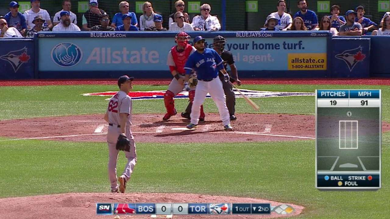 Navarro's two-run homer