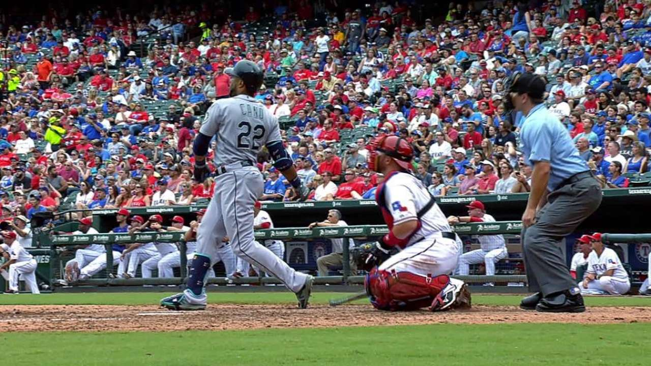 Cano showing no signs of slowing down in 2nd half