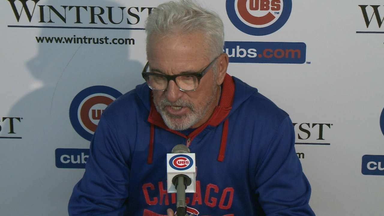Cubs maturing, know they can compete with Cards