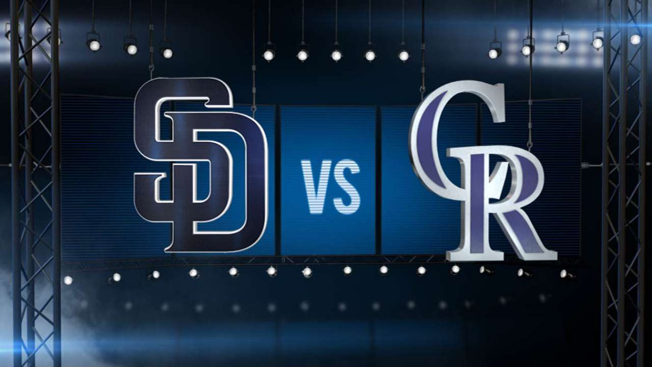 ICYMI: Padres erupt for 15 hits, 4 HRs in win