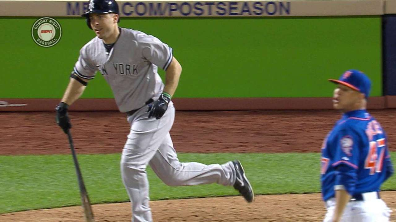 Ackley has 'pretty special night' vs. Mets