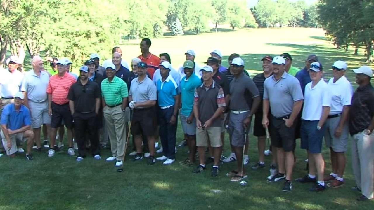Ripken golf tourney raises funds for youth programs