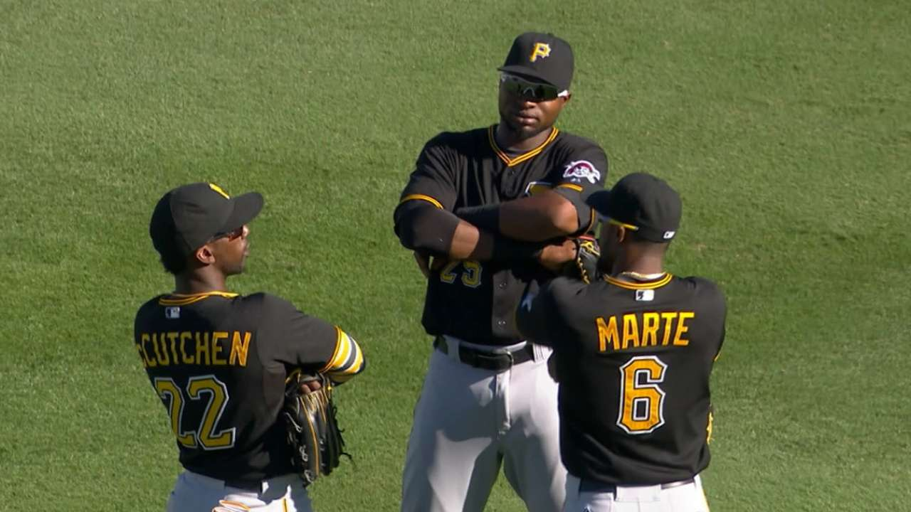 Pirates one step closer to postseason
