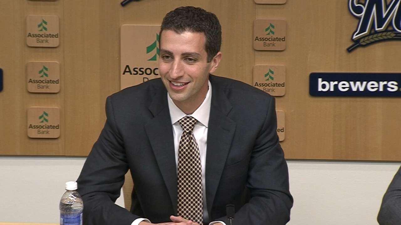 New GM Stearns introduced