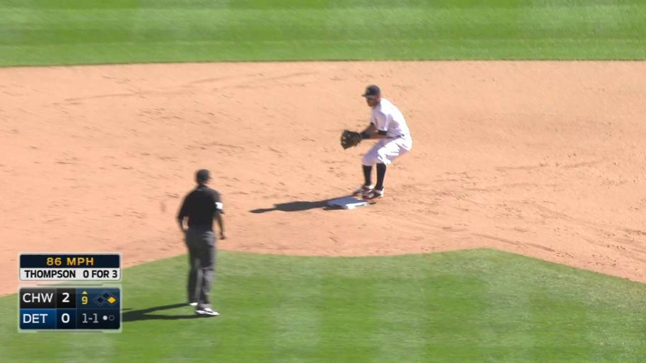 Machado, Kinsler turn two
