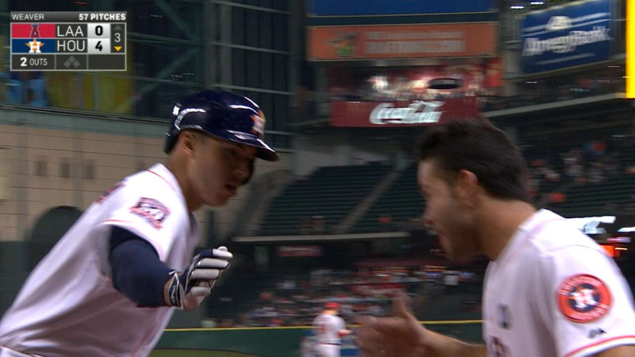 Before big game, Correa celebrates fan's birthday