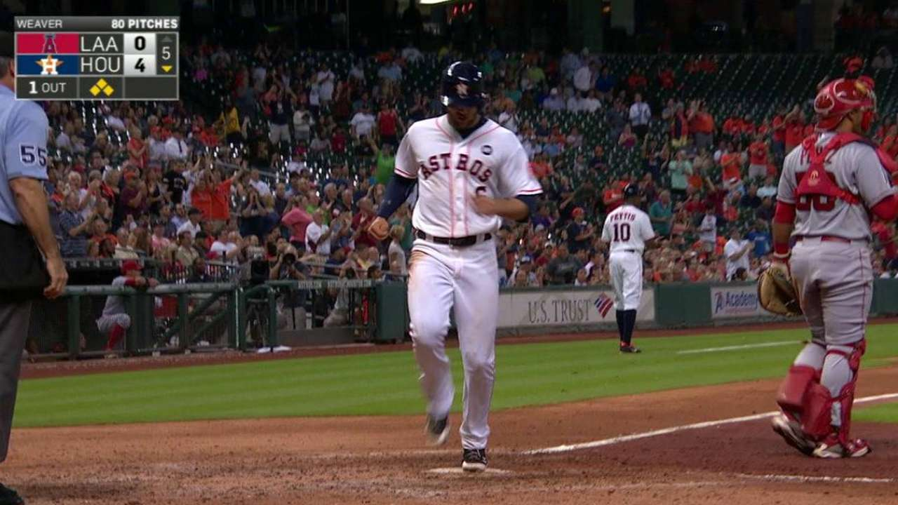 Astros rediscover swagger at perfect time