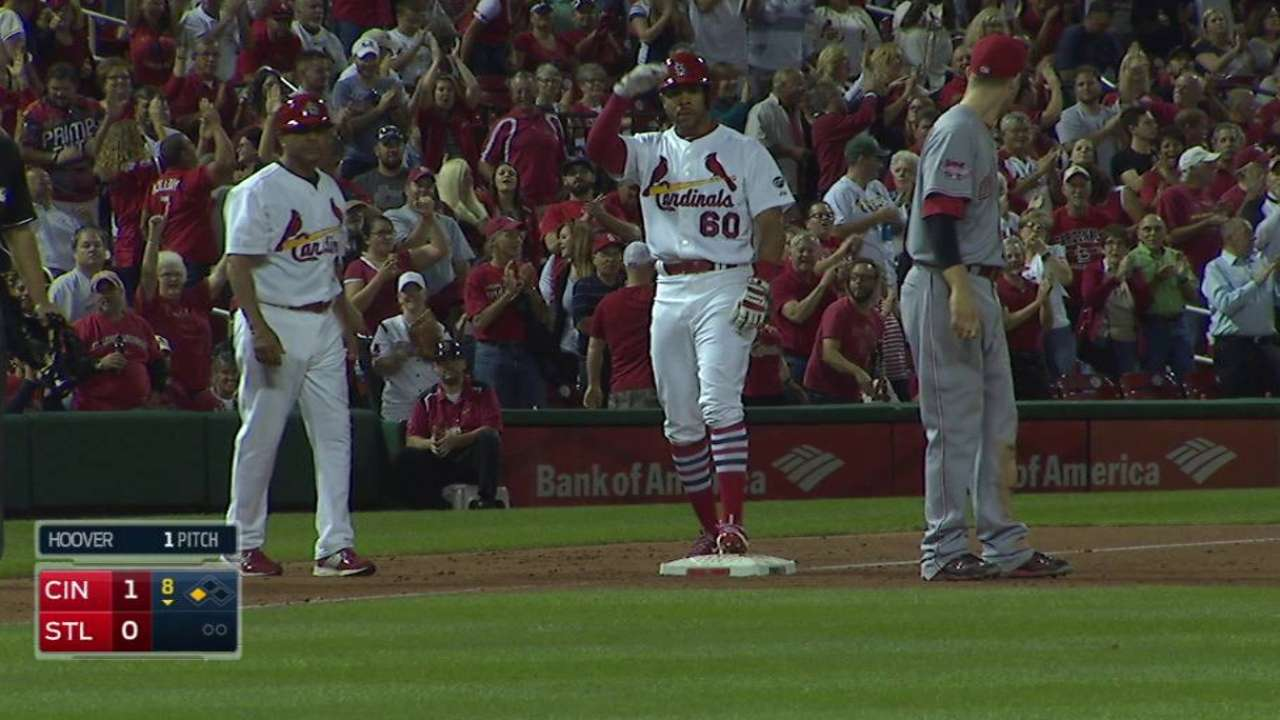Pham's triple in the 8th