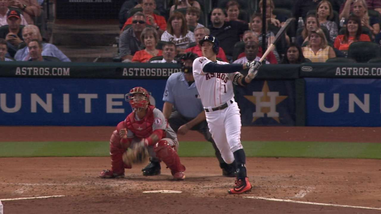 Correa's two-run home run