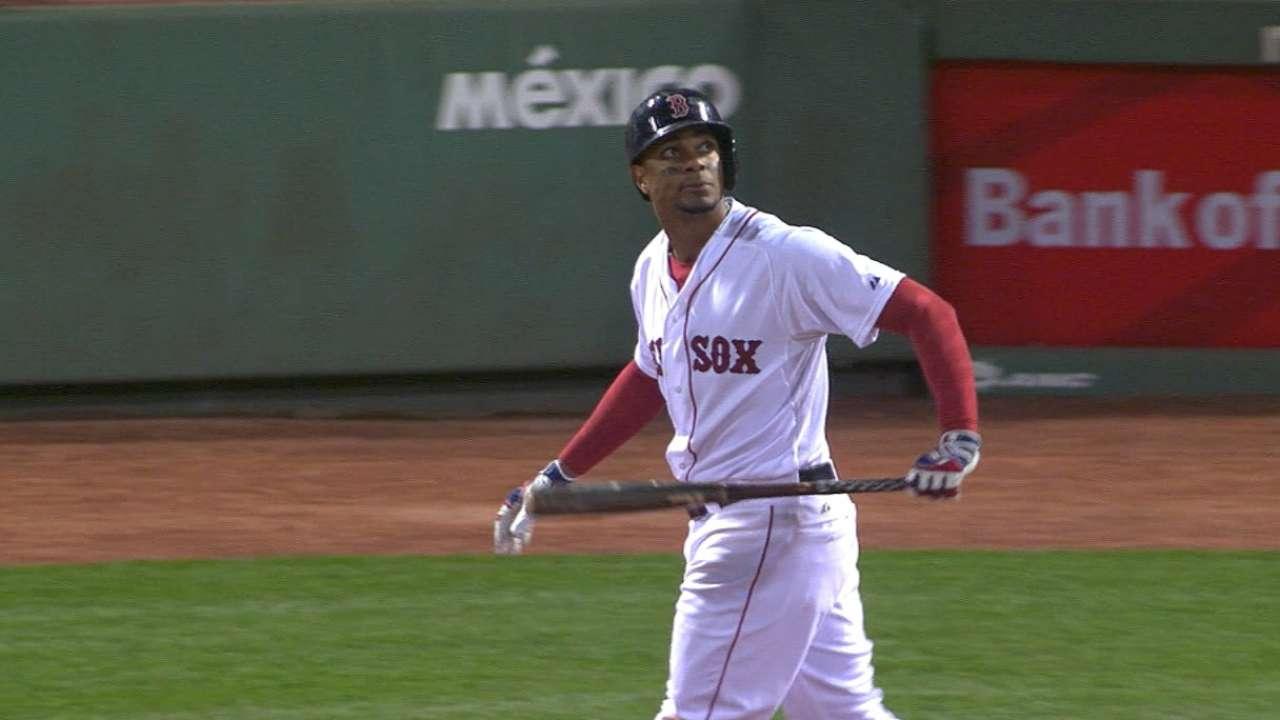 Xander Bogaerts se convierte en una estrella con Boston