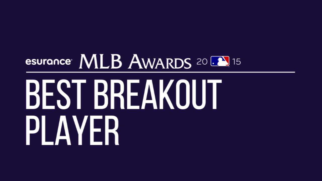 Breakout Award candidates hit new heights