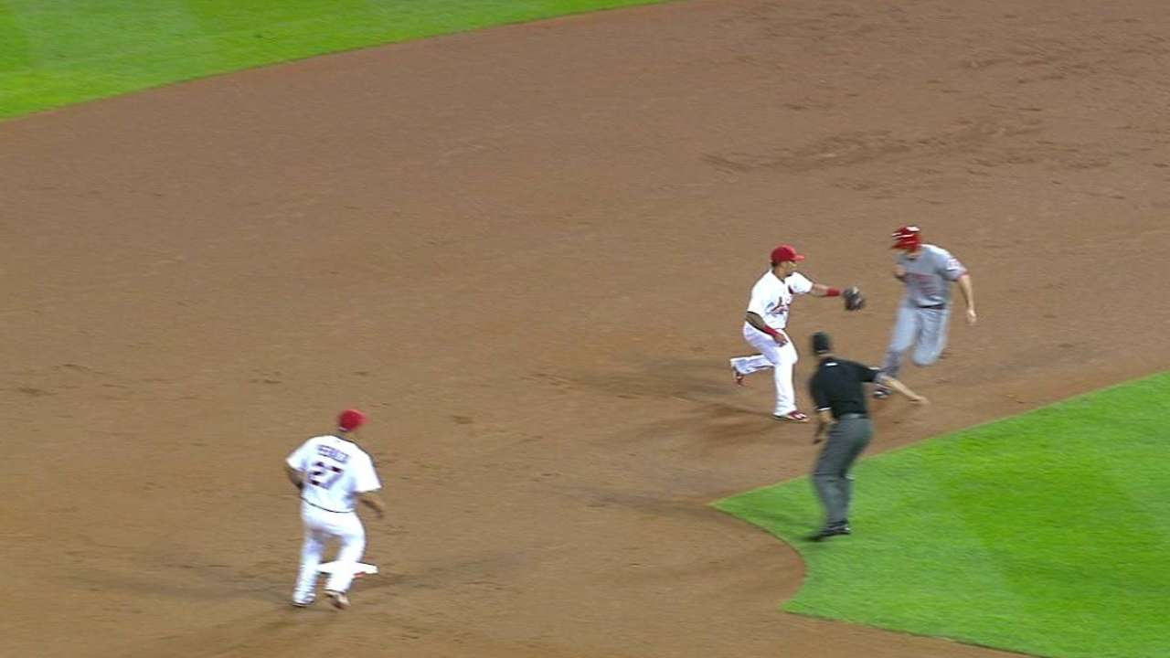 Cards turn two to escape jam