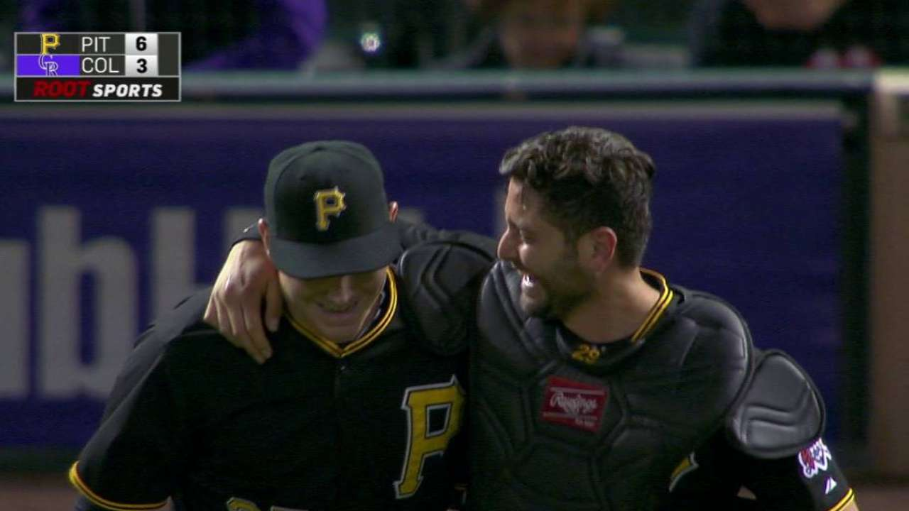 Well-tested Melancon thrives with Bucs