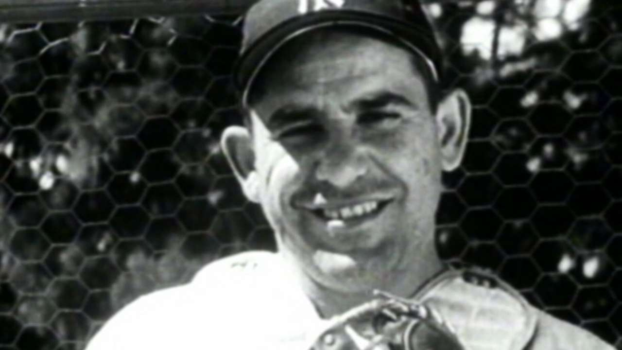 Yogi Berra passes away; HOF legend was 90