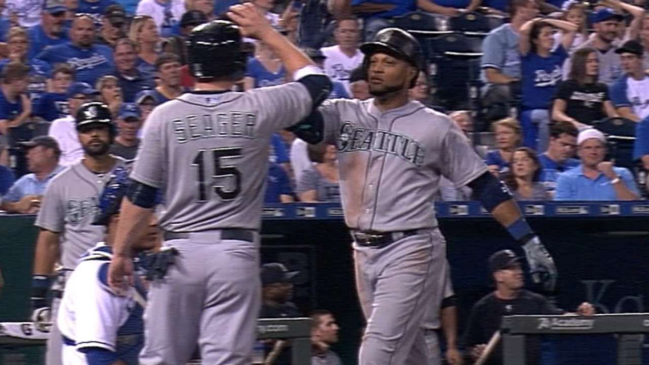 Must C: Cano's two home runs