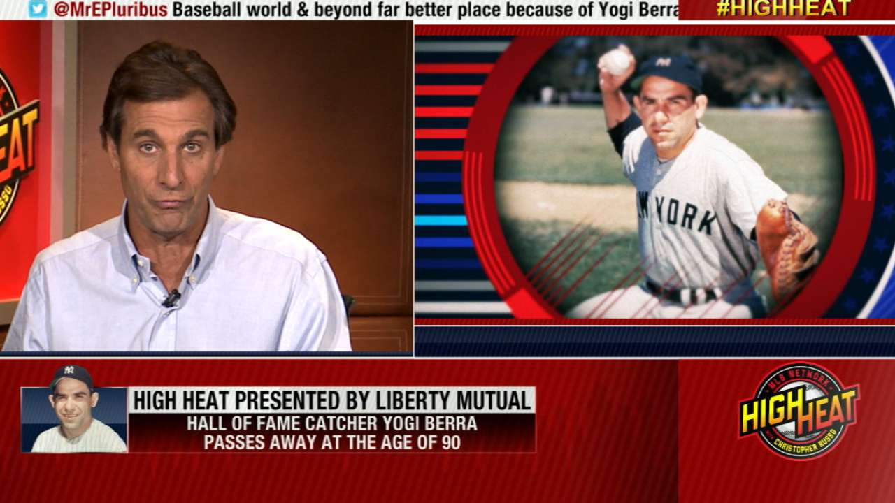 8 Top Yogi Berra Accomplishments Mlbcom