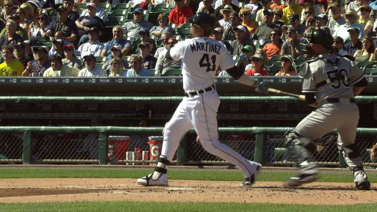 V-Mart's 200th career homer