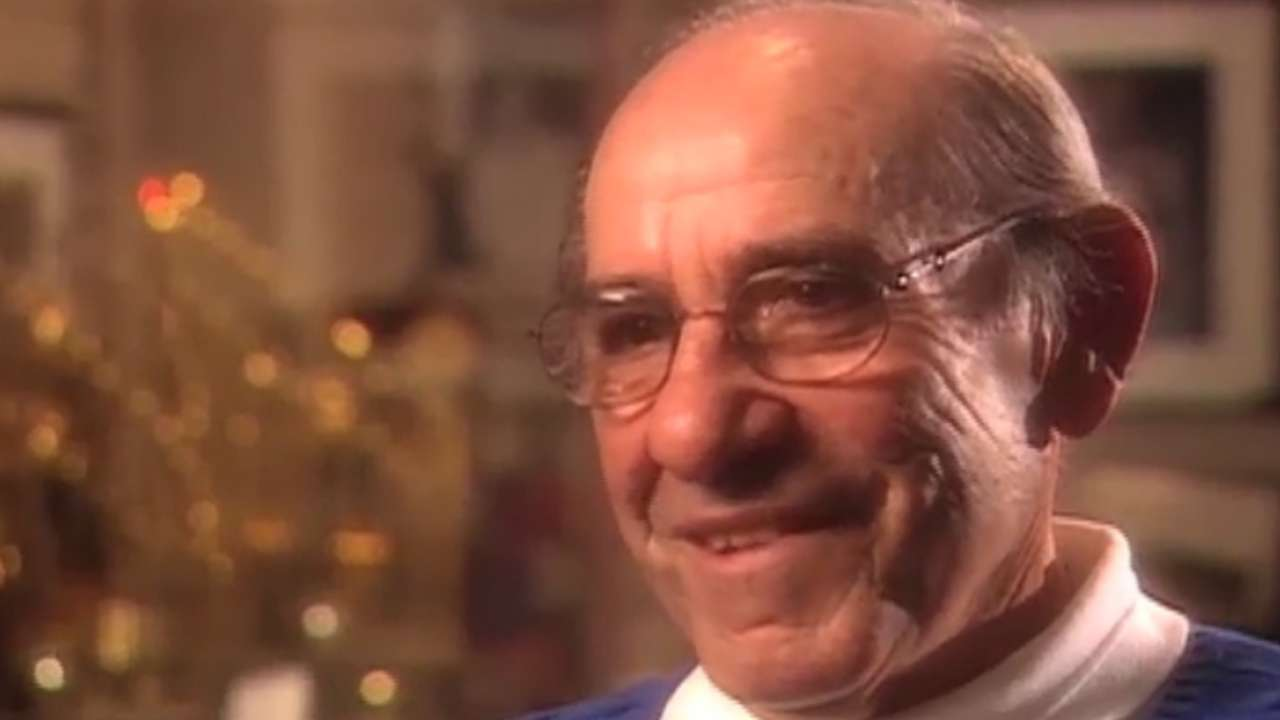 Yogi Berra's most memorable sayings
