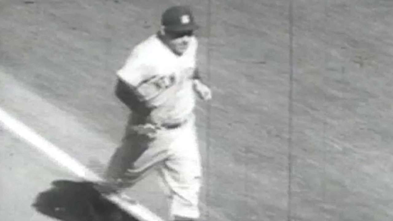 Yogi left indelible mark on 1956 World Series