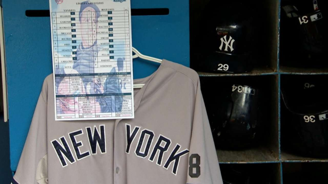 Yanks remember Yogi Berra