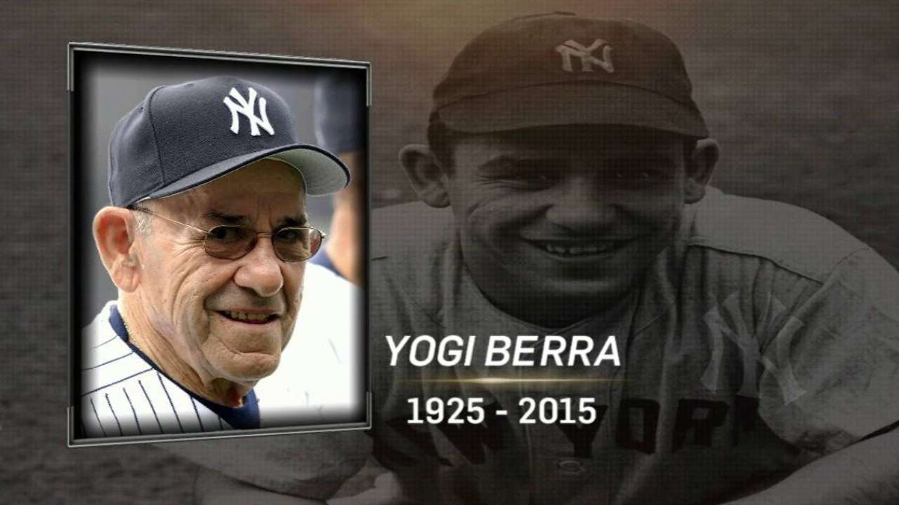 Hurdle lauds Yogi's legacy