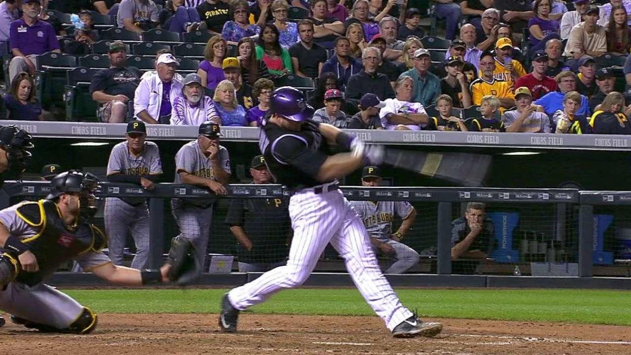 Murphy's three-run shot