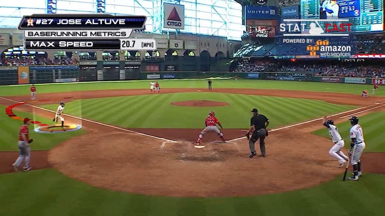MLB Tonight: Statcast on Altuve