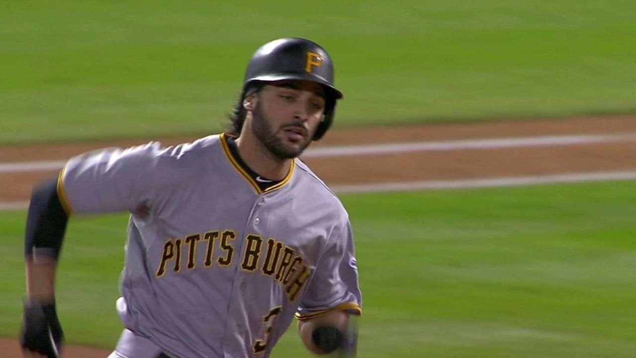 Rodriguez's three-run double