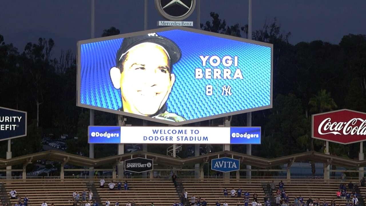 Baseball mourns passing of Yogi Berra