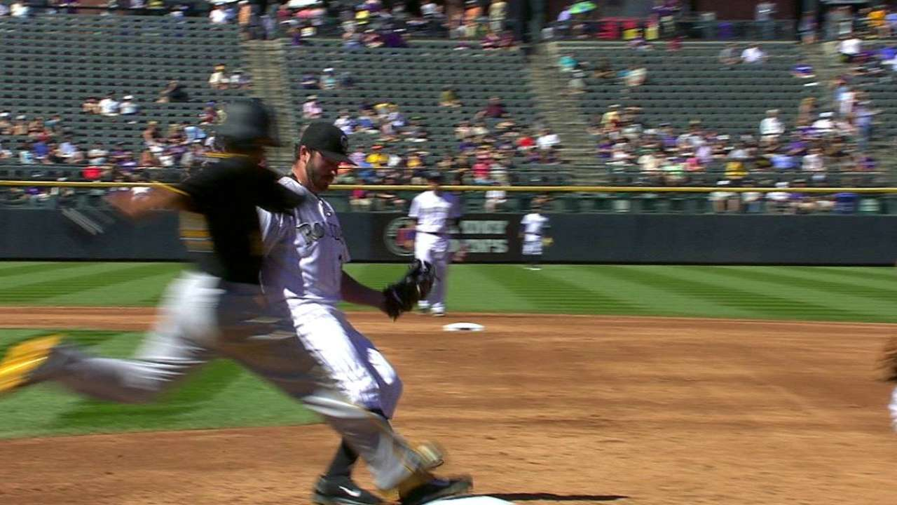 Rox get out on overturned call
