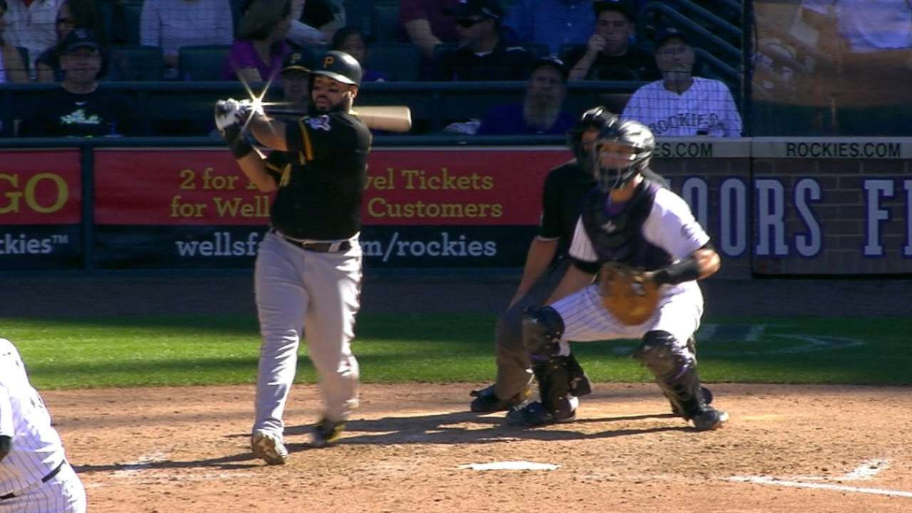 Alvarez's heroics emblematic of Pirates' grit