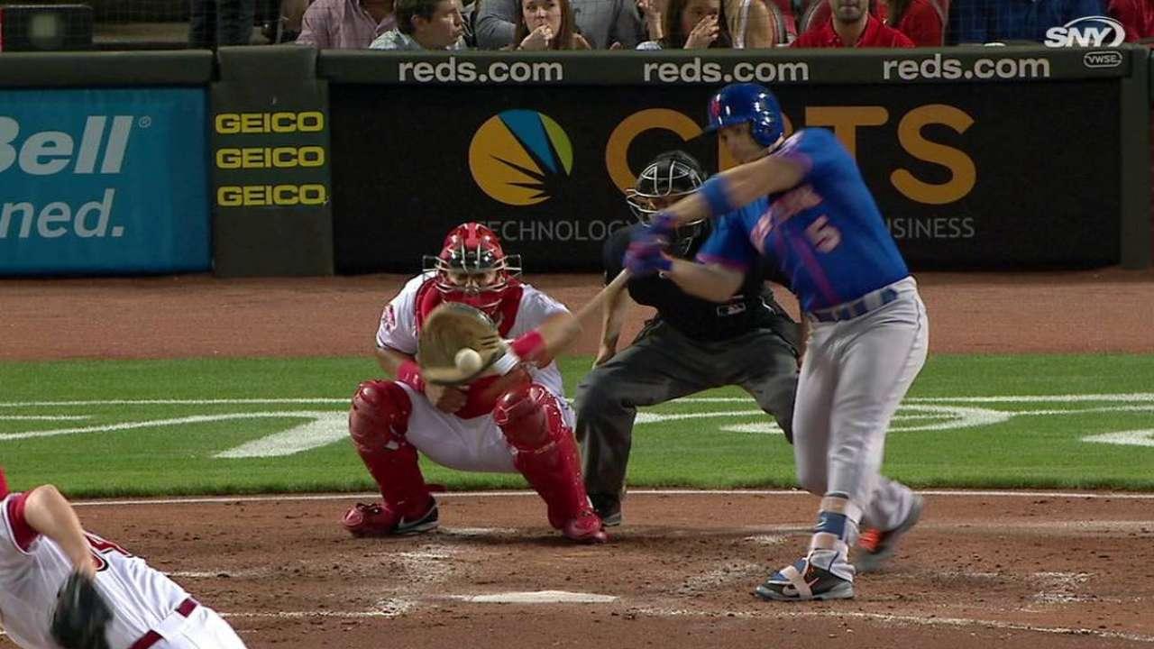 David Wright ha regresado a los Mets de manera triunfal