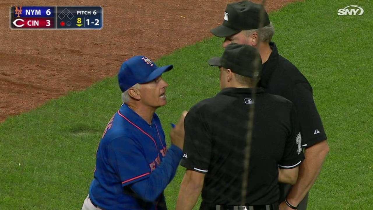 Collins disputes quick pitch