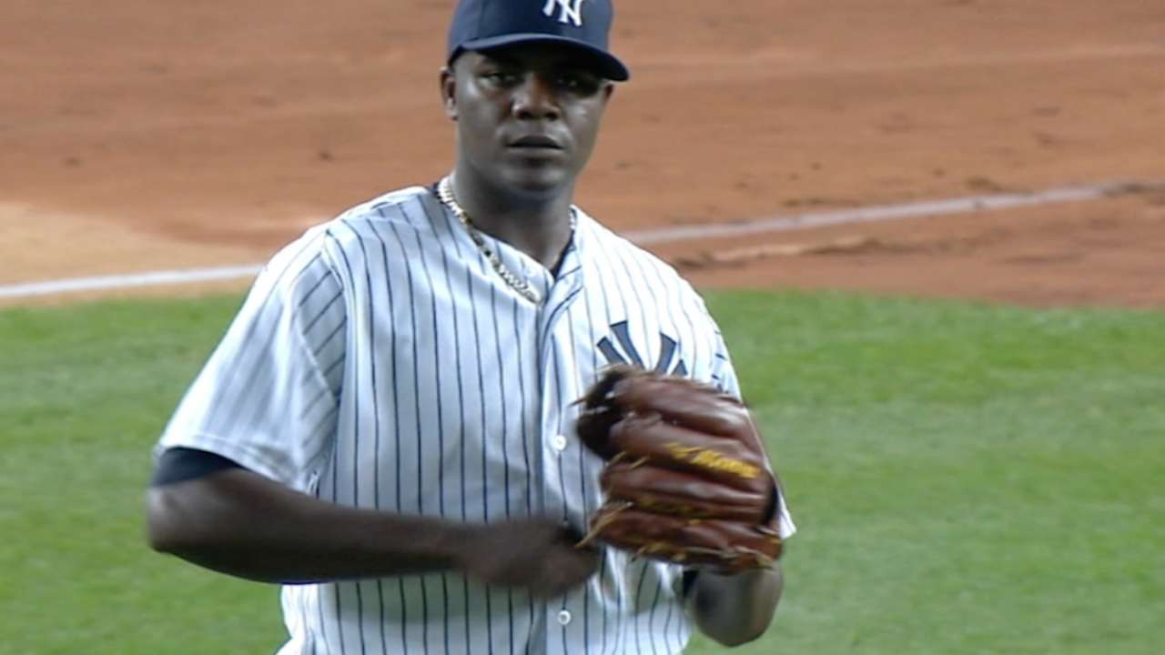 Pineda holds Sox to one run