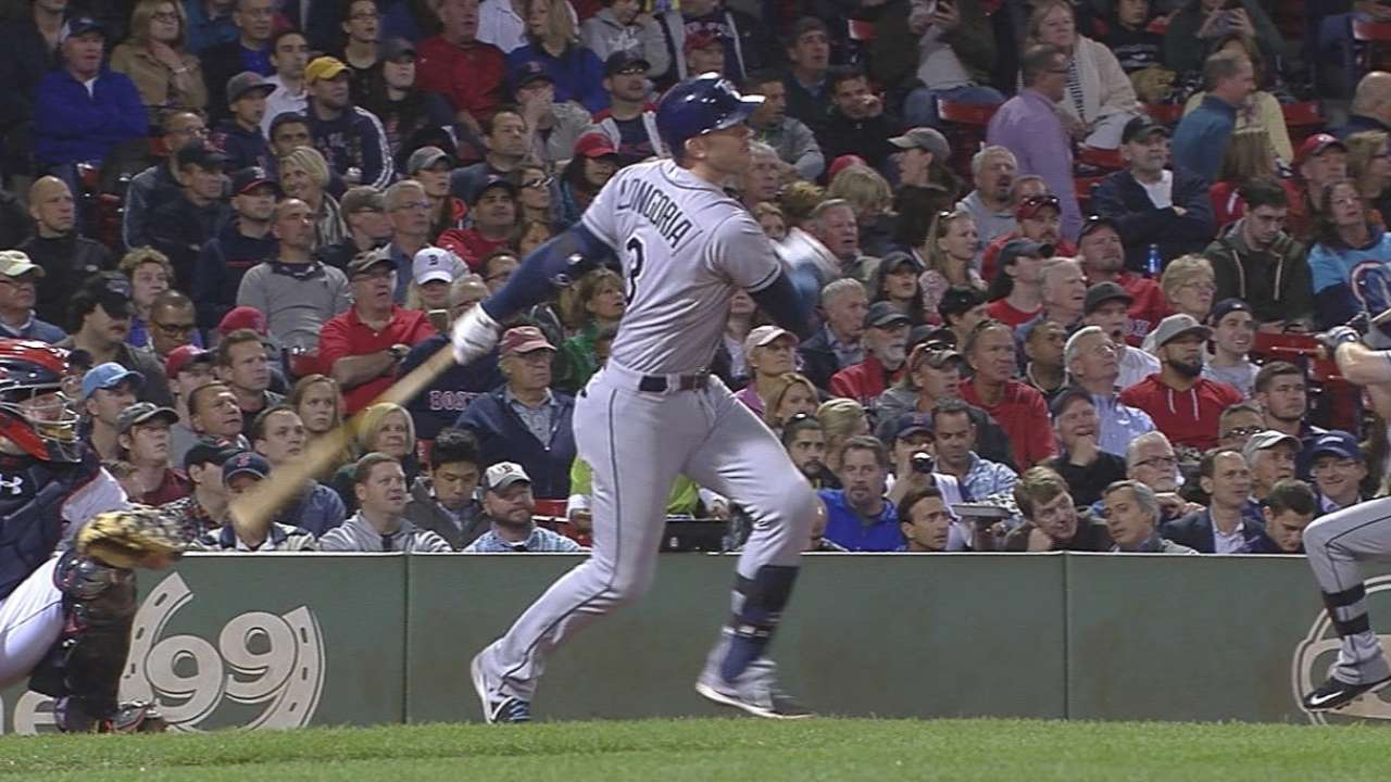 Longo reaches 20-HR mark for 7th time